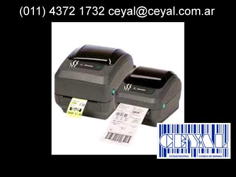 impresora zebra gk
