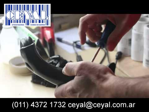 servicio tecnico etiquetadora manual