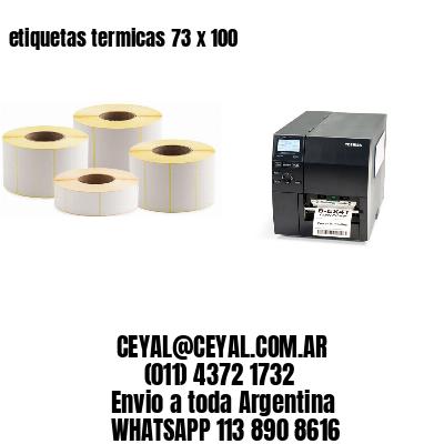etiquetas termicas 73 x 100