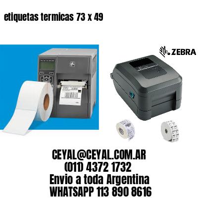 etiquetas termicas 73 x 49