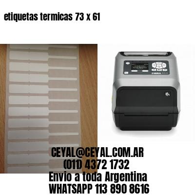 etiquetas termicas 73 x 61
