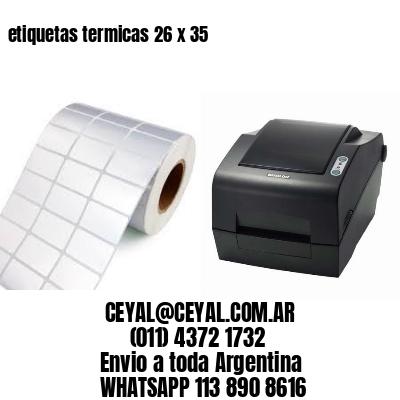 etiquetas termicas 26 x 35