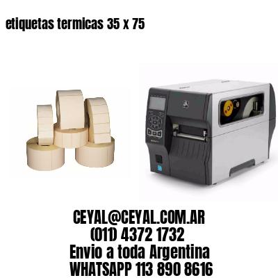 etiquetas termicas 35 x 75