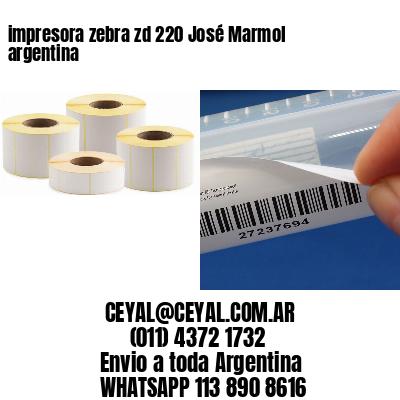 impresora zebra zd 220 José Marmol argentina
