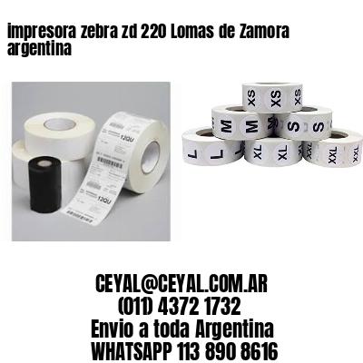 impresora zebra zd 220 Lomas de Zamora argentina