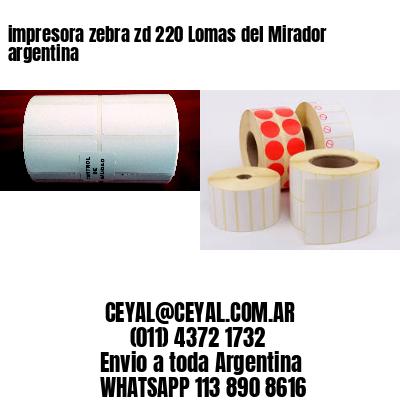 impresora zebra zd 220 Lomas del Mirador argentina