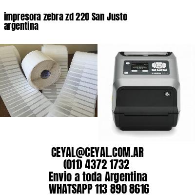 impresora zebra zd 220 San Justo argentina