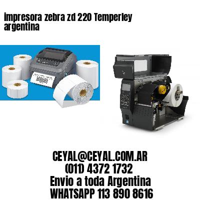 impresora zebra zd 220 Temperley argentina