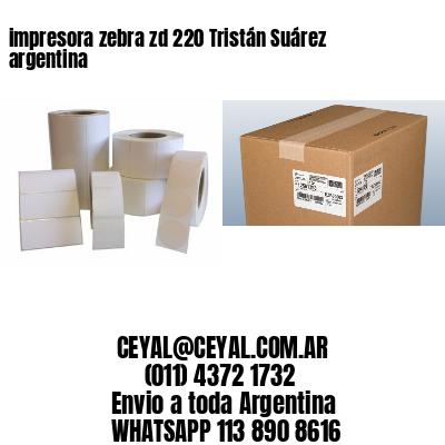 impresora zebra zd 220 Tristán Suárez argentina
