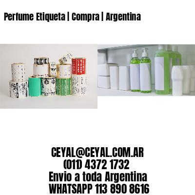 Perfume Etiqueta | Compra | Argentina